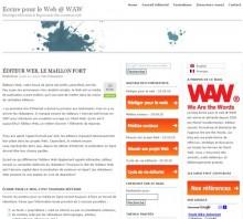 editeur web