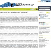 eternel recommencement blogosphere