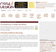 principes design web