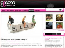blogueurs francophones analyse