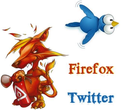 firefox twitter