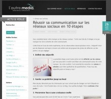 reussir communication