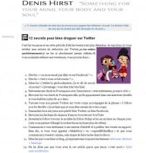 secrets draguer twitter