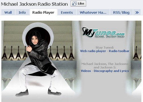 facebook michael jackson