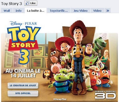 facebook toy story 3