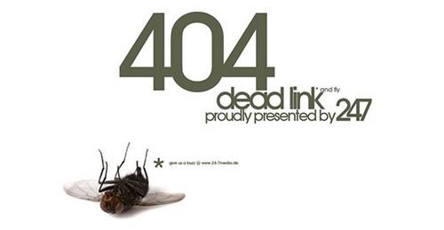 mouche 404