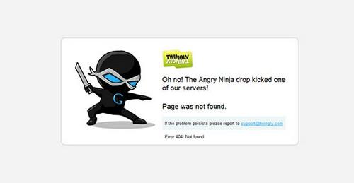 ninja 404