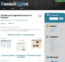 sites apprendre