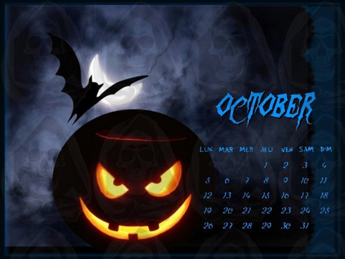 Halloween-Wallpaper