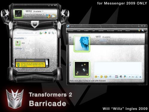 Transformers-2-Barricade