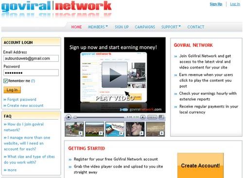 goviral network