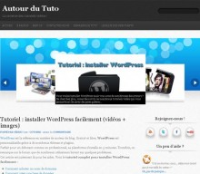 tutoriel installer wordpress