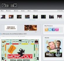 monopoly social media