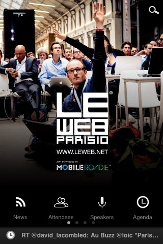 leweb iphone