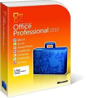 office pro 2010
