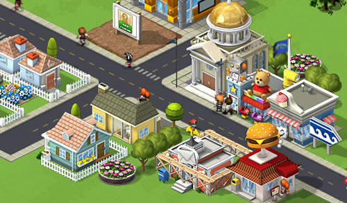 Top 10 des jeux fun sur facebook farmville cityville for Creation de maison virtuelle gratuit