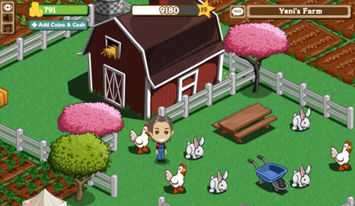 FarmVille Top 10 des jeux fun sur Facebook (FarmVille, CityVille...)