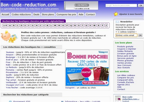 bon code reduction