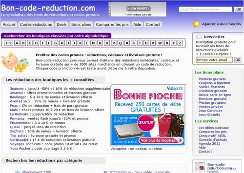 bon code reduction