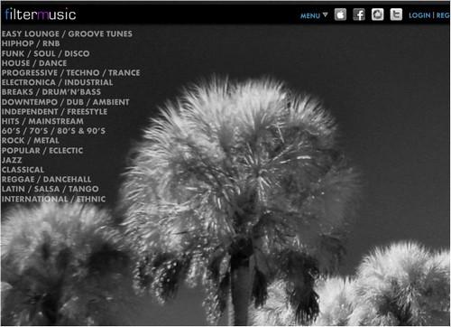filtermusic 20 sites pour écouter de la musique gratuite en ligne