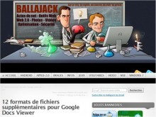 formats fichiers google