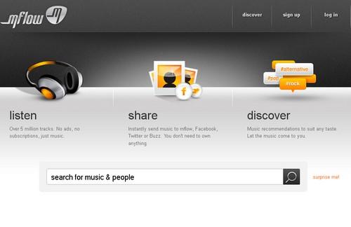 mflow 20 sites pour écouter de la musique gratuite en ligne
