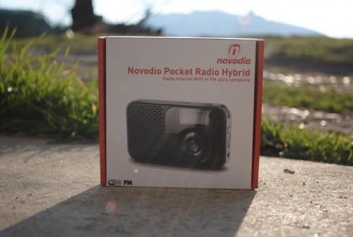 novodio pocket radio hybrid
