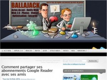 partager google reader