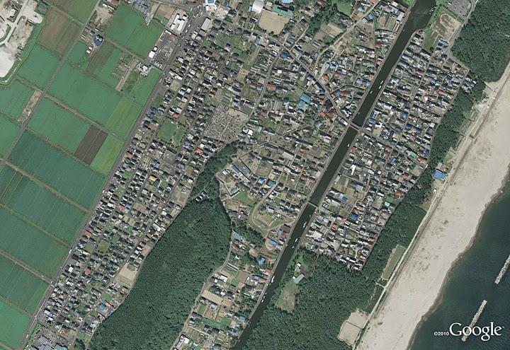 Pourrinetia - Japon : Derrière le rideau de fleurs médiatique Sendai-Arahama-2008