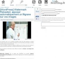 watermark wordpress