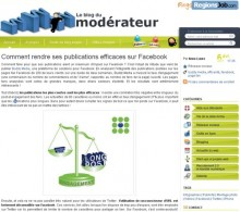 publications facebook efficaces