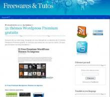 theme wordpress gtratuits