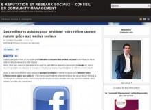 astuces referencement medias sociaux