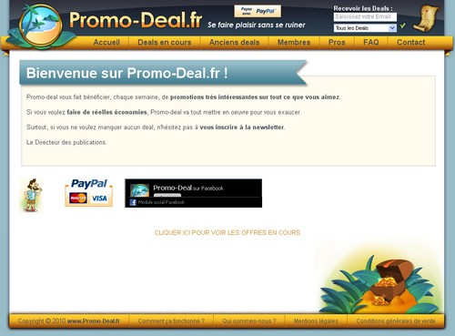 promo deal 14 sites comme Groupon