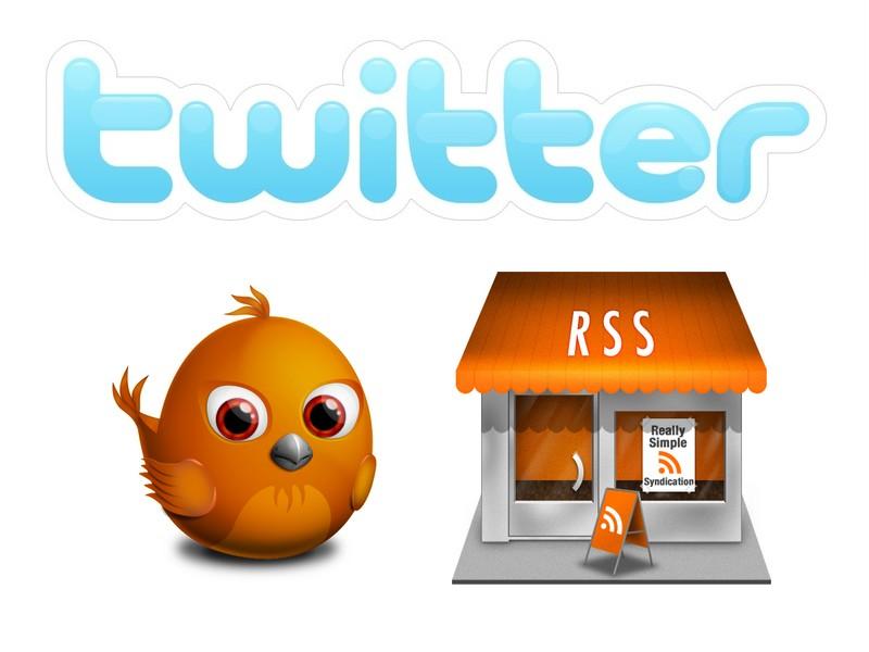 twitter rss
