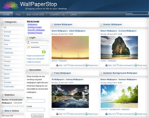 wallpaperstop