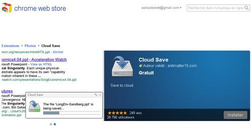 cloud save