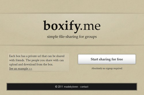 boxify