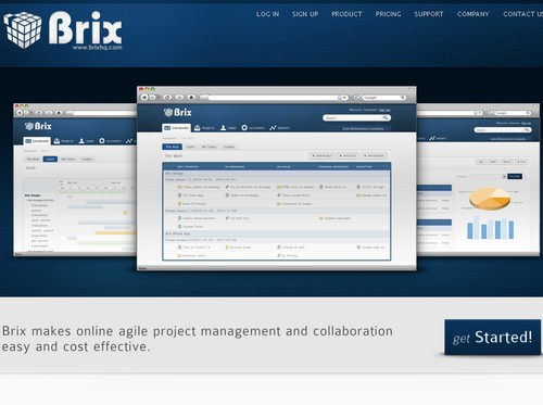 brix 10 sites pour gérer un projet en ligne