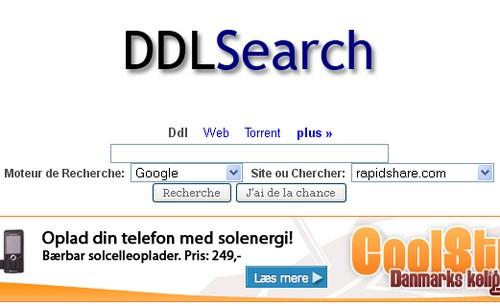 ddlsearch