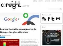 fonctionnalites manquantes google+