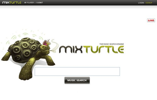 mixturtle 10 alternatives gratuites à Deezer