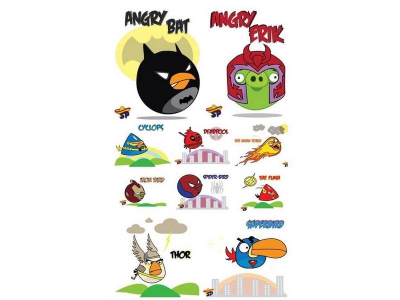 angrybrids-super-heros