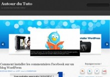 commentaire facebook wordpress