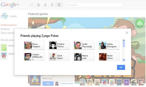 jeux jouer par amis google+