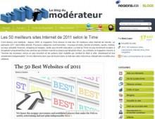 meilleurs sites internet