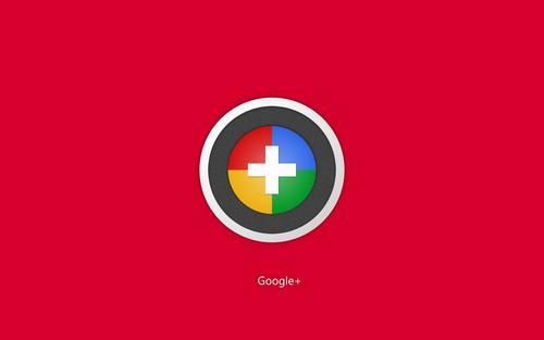 Google+ Plus Pink Wallpaper