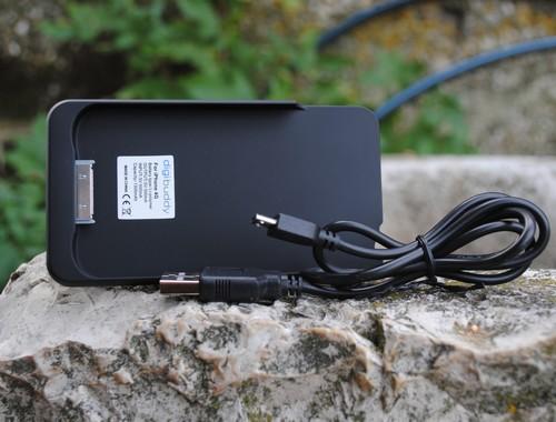 batterie coque iphone 4 contenu