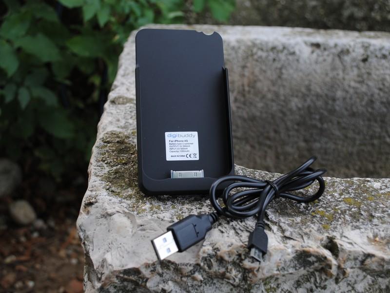 batterie coque iphone 4