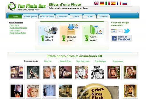 fun photo box